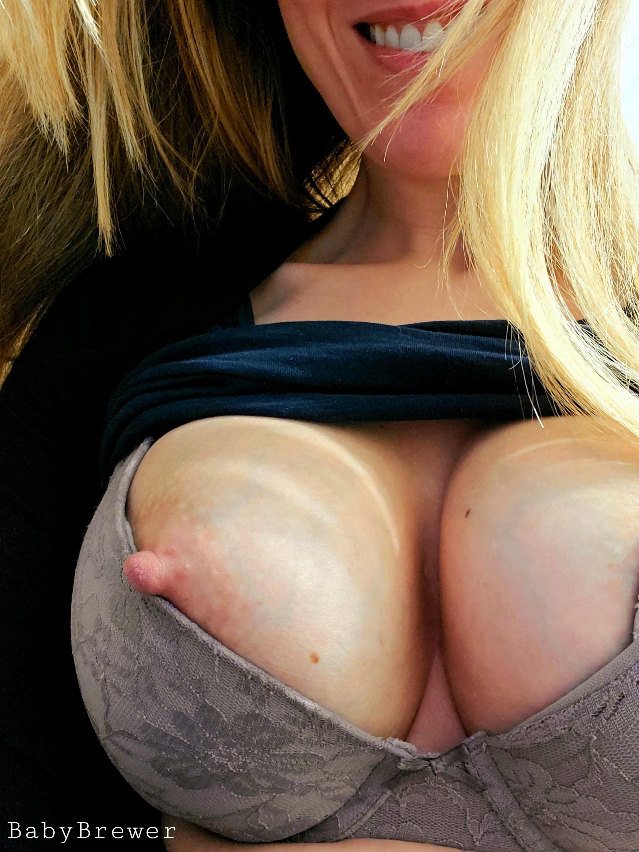 Bra big nipples A Bra Too Small A Nipple Too Big Shemale 7