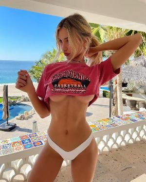 Epstein  nackt Gabby Australian Model